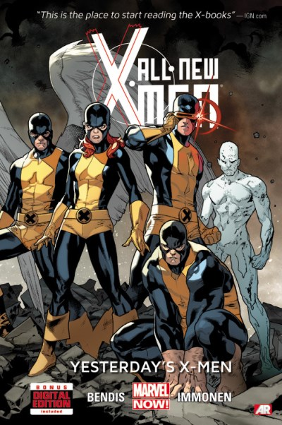 Brian Michael Bendis All New X Men Volume 1 Yesterday's X Men (marvel Now)