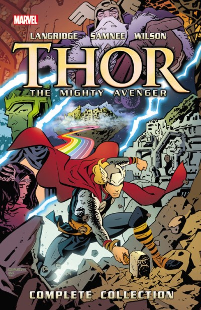 Roger Langridge Thor The Mighty Avenger The Complete Collection