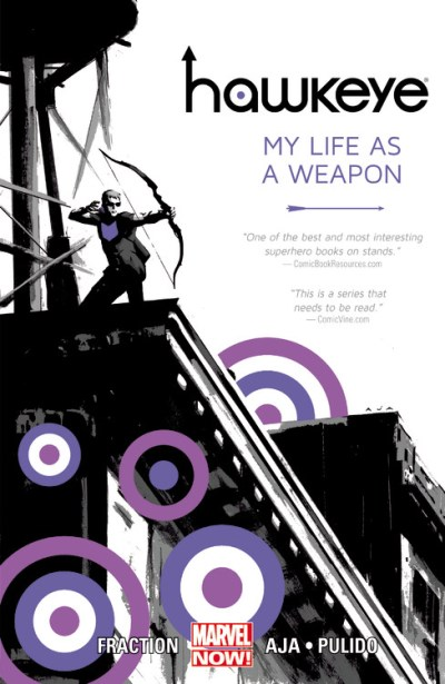 Matt Fraction Hawkeye My Life As A Weapon