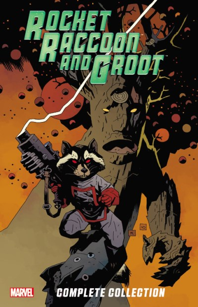 Bill Mantlo Rocket Raccoon And Groot