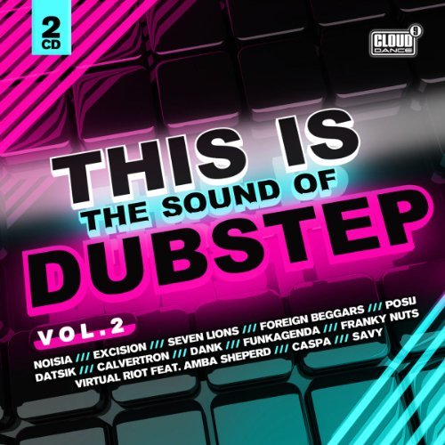 This Is The Sound Of Dubstep Vol. 2 This Is The Sound Of Du Import Gbr 2 CD