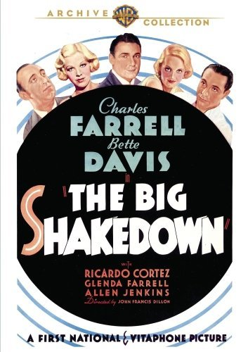 Big Shakedown (1934) Farrell Davis Cortez Made On Demand Nr