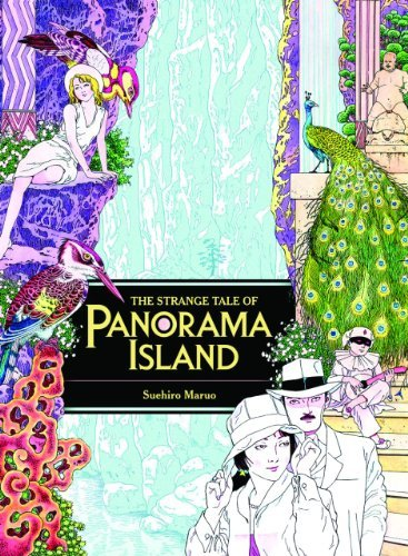 Suehiro Maruo The Strange Tale Of Panorama Island