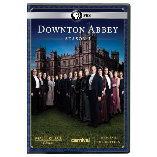Downton Abbey Season 3 DVD Nr