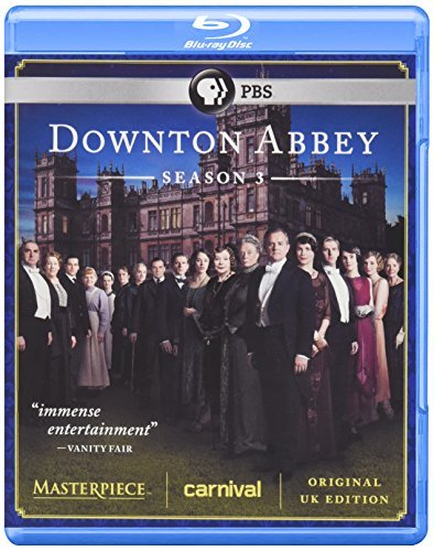 Downton Abbey Season 3 Blu Ray Nr Ws