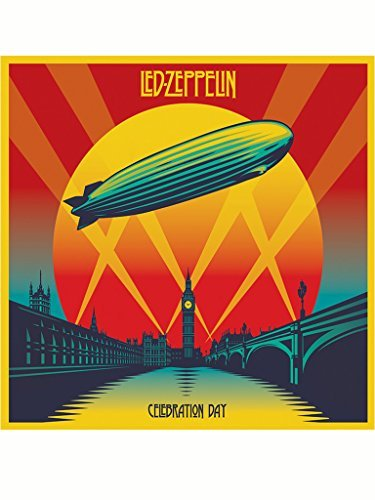 Led Zeppelin Celebration Day Blu Ray Audio! No Video!
