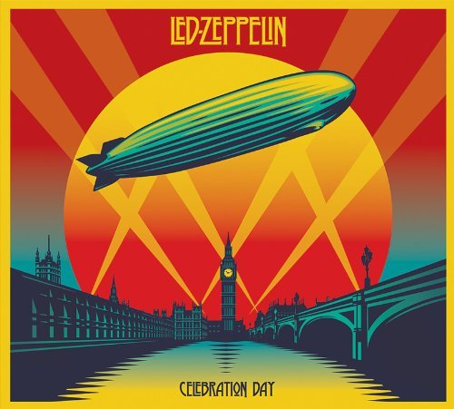 Led Zeppelin Celebration Day (2cd Blu Ray) Digipak 2 CD Incl. Br