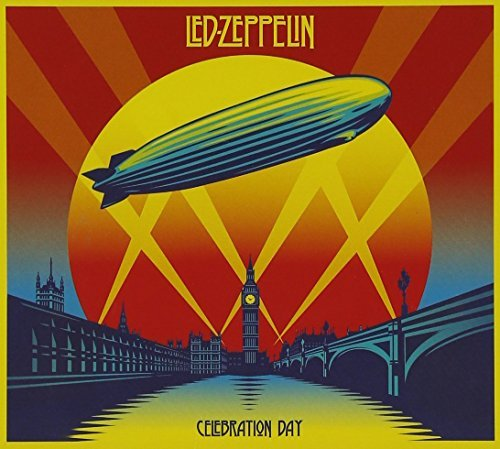 Led Zeppelin Celebration Day (2cd Dvd) Digipak 2 CD Incl DVD