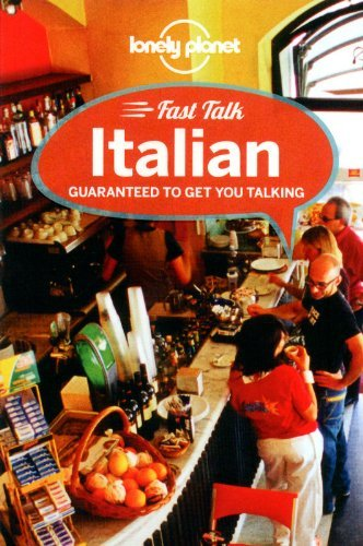 Lonely Planet Lonely Planet Fast Talk Italian 0003 Edition;revised
