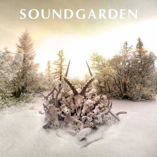 Soundgarden King Animal Deluxe Ed.