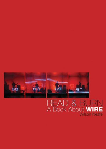 Wilson Neate Read & Burn A Book About Wire