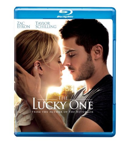Lucky One Efron Schilling Danner Blu Ray