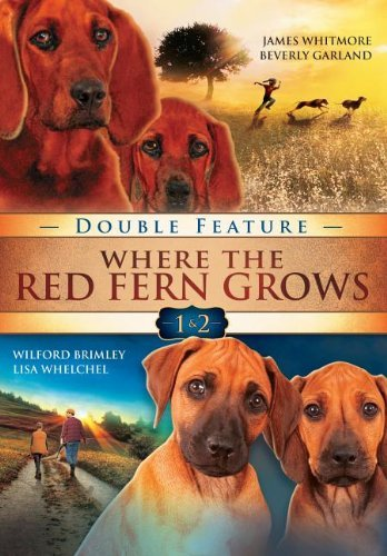 Where The Red Fern Grows Doubl Whitmore Garland Peterson Nr