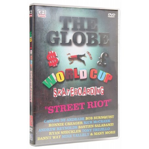 Globe World Cup Street Riot Skateboard