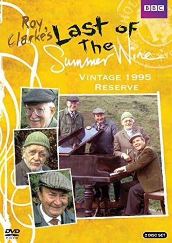 Vintage 1995 Reserve Last Of The Summer Wine Nr 2 DVD