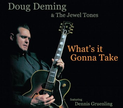 Doug & The Jewel Tones Deming What's It Gonna Take Ecowallet