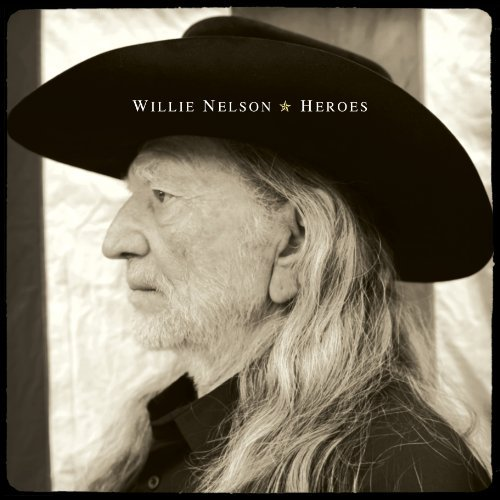 Willie Nelson Heroes 2 Lp