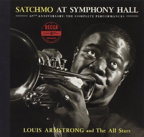Louis & The All Star Armstrong Satchmo At Symphony Hall 65th 2 CD