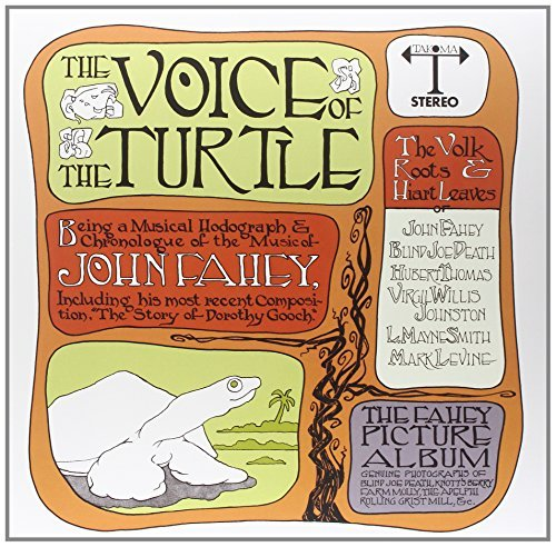 John Fahey Voice Of The Turtle 180gm Vinyl