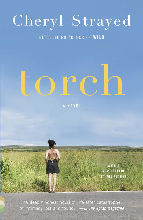 Cheryl Strayed Torch