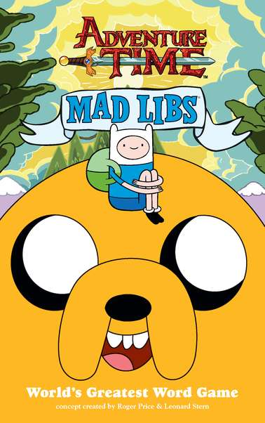 Roger Price Adventure Time Mad Libs