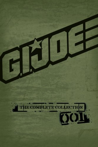 Larry Hama G.I. Joe The Complete Collection Volume 1