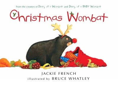 Jackie French Christmas Wombat