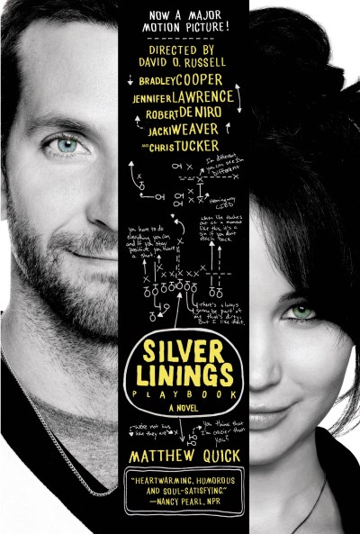 Matthew Quick The Silver Linings Playbook Media Tie In