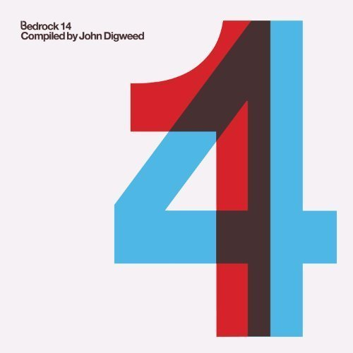 John Digweed Bedrock 14 Import Gbr 2 CD