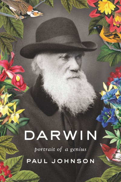 Paul Johnson Darwin Portrait Of A Genius