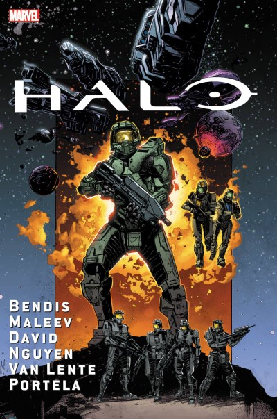 Brian Reed Halo Fall Of Reach