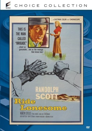 Ride Lonesome (1959) Roberts Steele Best Made On Demand Nr