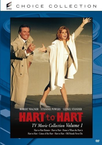 Hart To Hart Tv Movie Collecti Hart To Hart Tv Movie Collecti DVD R Nr