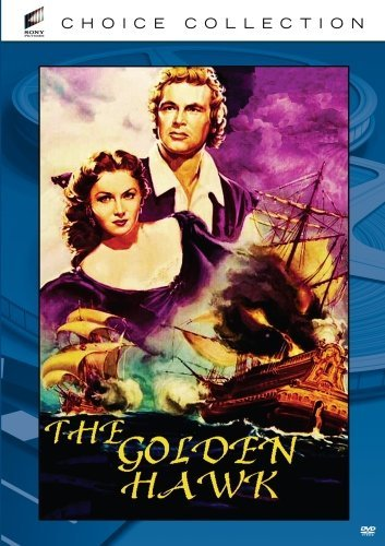 Golden Hawk (1952) Hayden Fleming Carter Made On Demand Nr