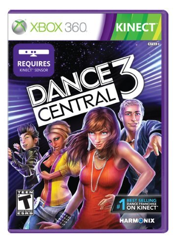 Xbox 360 Kinect Dance Central 3 Microsoft Corporation T