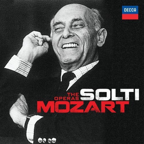 G. Solti Solti Conducts Mozart 15 CD