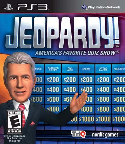Ps3 Jeopardy! E