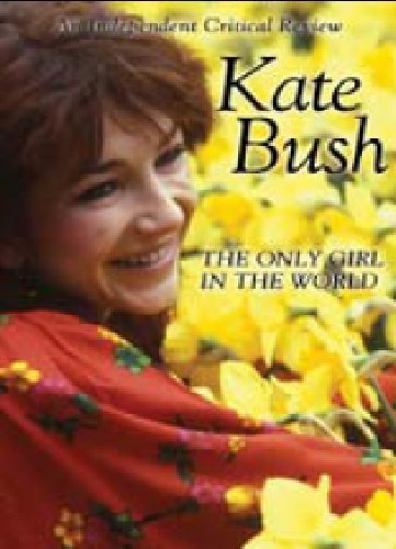 Kate Bush Only Girl In The World Nr