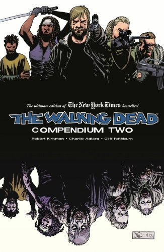 Robert Kirkman The Walking Dead Compendium Volume 2 Tp