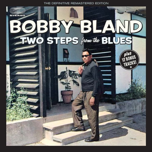 Bobby 'blue' Bland Two Steps From The Blues + 12 Import Esp