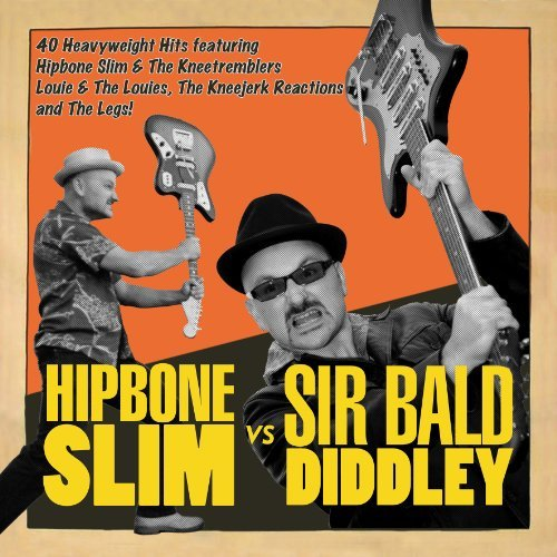 Hipbone Slim Hipbone Slim Verses Sir Bald D 2 CD