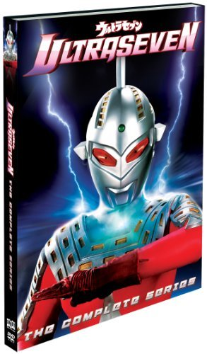 Ultraseven Ultraseven Complete Series Nr 6 DVD