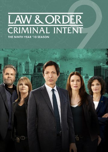 Law & Order Criminal Intent Season 9 Ws Nr 4 DVD