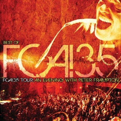 Peter Frampton Best Of The Fca! 35 Tour Live 3 CD