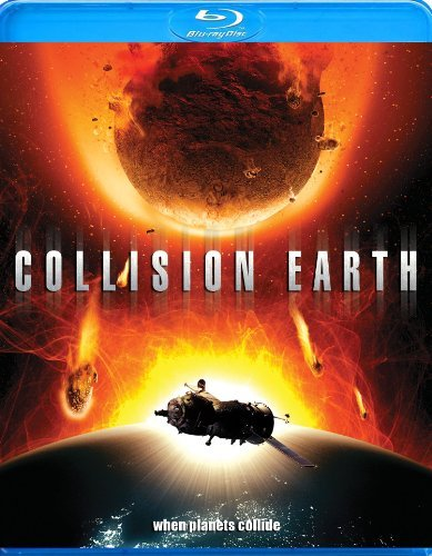 Collision Earth Collision Earth Blu Ray Ws Pg