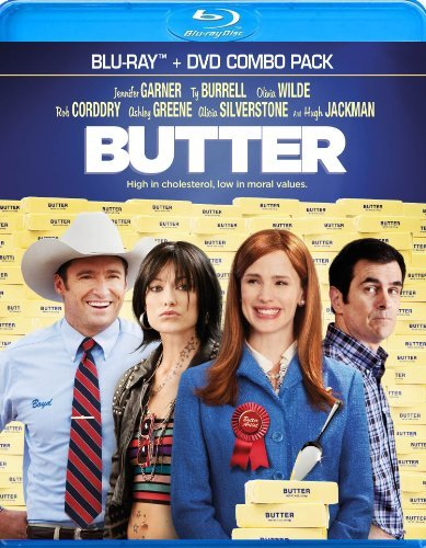 Butter Butter Blu Ray Ws R Incl. DVD