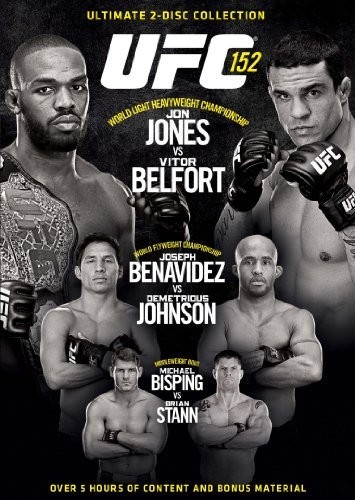 Ufc 152 Jones Vs. Belfort Ufc Ws Nr