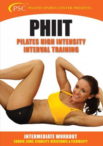 Pilates High Intensity Interva Pilates High Intensity Interva Nr