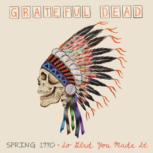 Grateful Dead Spring 1990 So Glad You Made I 180gm Vinyl 4 Lp
