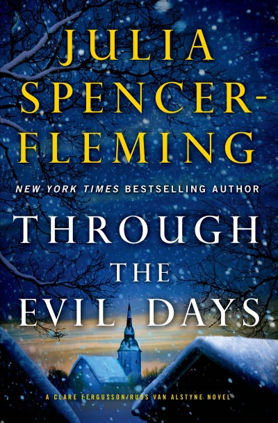 Julia Spencer Fleming Through The Evil Days